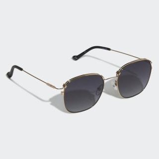 AOM014 Sunglasses Gold Metallic CM1299