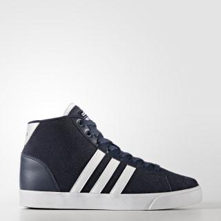 Cloudfoam Daily QT Mid Shoes Collegiate Navy / Cloud White / Energy Aqua B74246