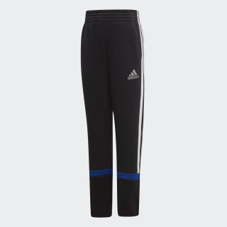 PANTS (1/1) LB Striker Pant BLACK/COLLEGIATE ROYAL/REFLECTIVE SILVER DJ1481