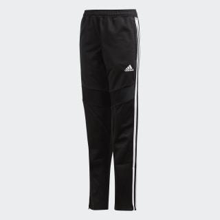 Kalhoty Tiro 19 Polyester Black / White D95925