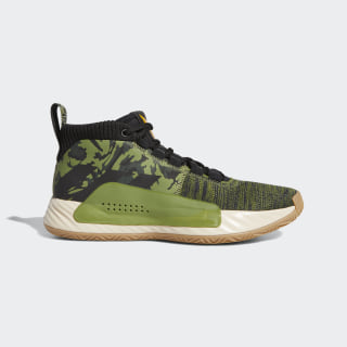 Dame 5 Shoes Tech Olive / Core Black / Active Gold EF0503