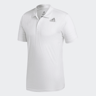 Climacool Polo Shirt White CW3931