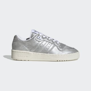 Tenis Rivalry Low Cloud White / Silver Metallic / Off White EE5375