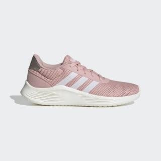 Lite Racer 2.0 Shoes Pink Spirit / Cloud White / Chalk White EG3287
