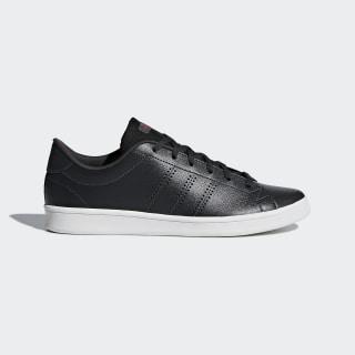Advantage Clean QT Shoes Carbon / Carbon / Mystery Ruby BB7317