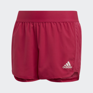 Shorts YG TR MAR SH real magenta / white DV2736
