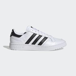 Sapatos Team Court Cloud White / Core Black / Cloud White EG9734