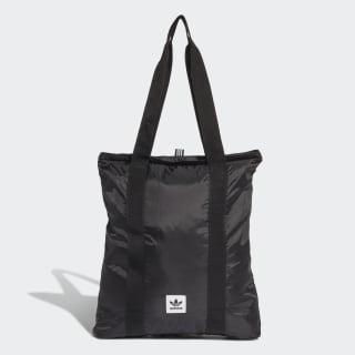 Tote Bag repliable Black / Collegiate Royal ED8011