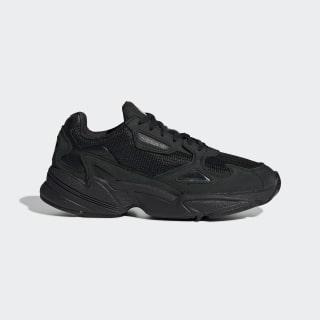 Falcon sko Core Black / Core Black / Grey Five G26880