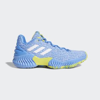 Zapatilla Pro Bounce Low 18 Ingram Light Blue / Ftwr White / Bright Yellow F36939