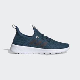 Cloudfoam Pure Shoes Tech Mineral / Core Black / Glow Orange EE8553