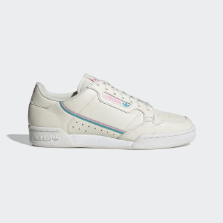 Continental 80 Schoenen Off White / True Pink / Hi-Res Aqua EE5357