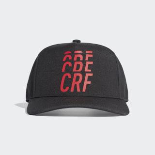 Boné CR Flamengo Black / Scarlet DY7351