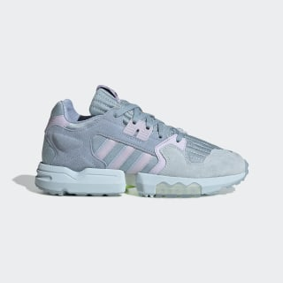 ZX Torsion Shoes Ash Grey / Purple Tint / Sky Tint EF4373