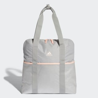 Bolsa ID Tote MEDIUM GREY HEATHER/CLEAR ORANGE/GREY FOUR F17 CZ5896