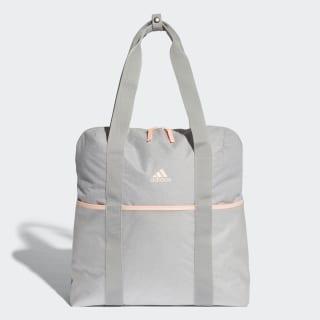 Tote bag ID Medium Grey Heather / Clear Orange / Grey CZ5896