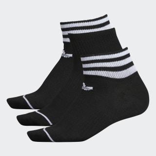 Low-Cut Socks 3 Pairs Black CJ7660