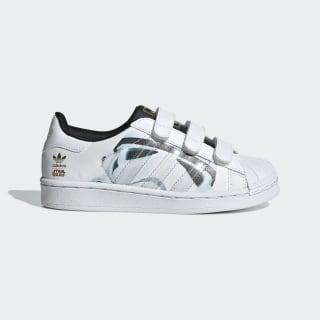 Superstar Stormtrooper Shoes Cloud White / Cloud White / Core Black B35623