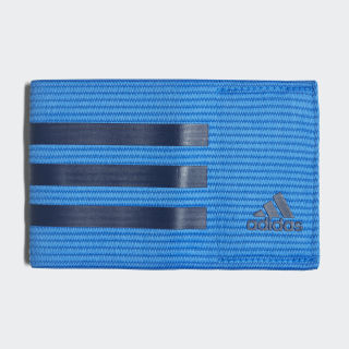 Fascia da capitano di calcio Blue / Collegiate Navy CF1052