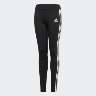 Training Gear Up 3 Stripes tights Black/White BQ2907