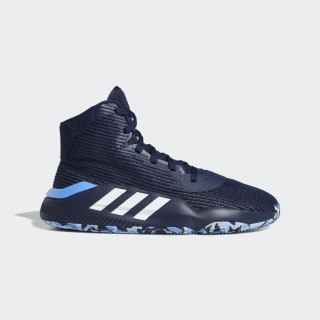 Pro Bounce 2019 Shoes Collegiate Navy / Cloud White / Real Blue F97283