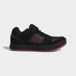 Five Ten Mountain Bike Freerider Shoes Black / Core Black / Vivid Berry BC0784