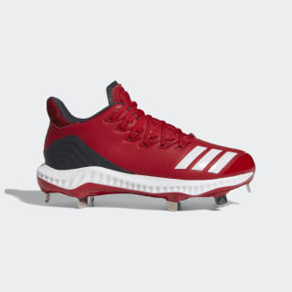 Icon Bounce Cleats Power Red / Cloud White / Carbon CG5190