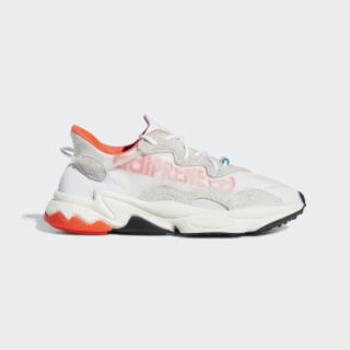 Кроссовки OZWEEGO ftwr white / solar red / crystal white EH0252