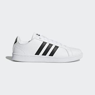 Sapatos Cloudfoam Advantage Ftwr White/Core Black/Ftwr White AW4294