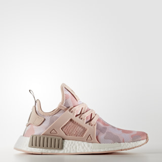 Кроссовки NMD_XR1 vapour grey f16 / ice purple f16 / off white BA7753