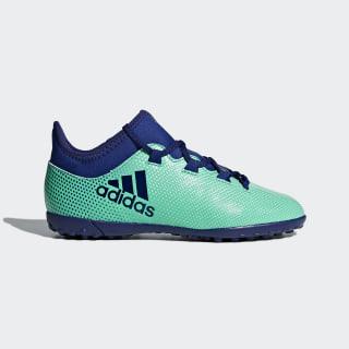 Zapatos de Fútbol X Tango 17.3 Césped Artificial HI-RES GREEN S18/UNITY INK F16/AERO GREEN S18 CP9027