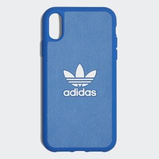 BASIC Logo Case iPhone 6.1 Bluebird / White CL2320