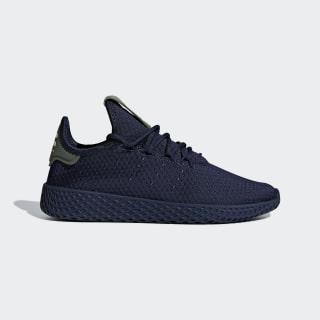 Pharrell Williams Tennis Hu Shoes Collegiate Navy / Collegiate Navy / Off White B37079