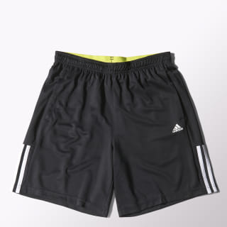 Pantaloneta para Training Base Tres Rayas BLACK S21971