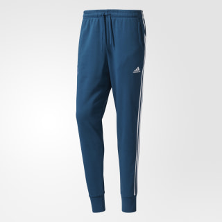 Pants Real Madrid 3 Franjas PETROL NIGHT F17/WHITE BR2546