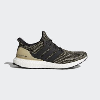 Ultraboost Shoes Core Black / Core Black / Red Gold BB6170