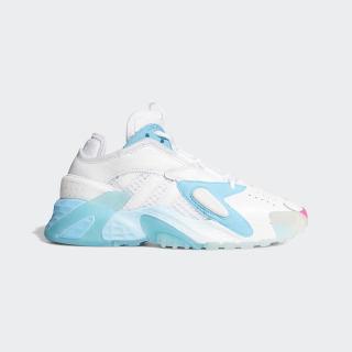 Кроссовки Streetball Cloud White / Bright Cyan / Shock Pink EF7129