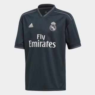 Jersey de Visitante Real Madrid 2018 TECH ONIX/BOLD ONIX/WHITE CG0570