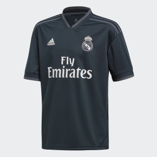 Koszulka wyjazdowa Real Madryt Tech Onix / Bold Onix / White CG0570