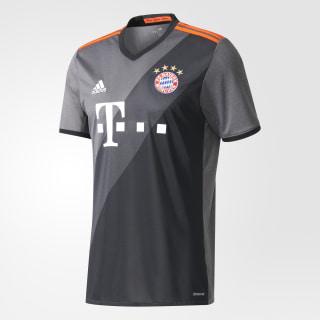 Playera FC Bayern München Away GRANITE/DGH SOLID GREY/BLACK AZ4656