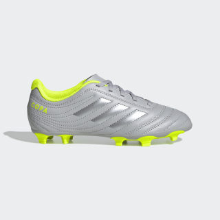 Copa 20.4 Firm Ground Cleats Grey Two / Matte Silver / Solar Yellow EF8345