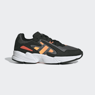 Scarpe Yung-96 Chasm Core Black / Solar Red / Solar Red EE7227
