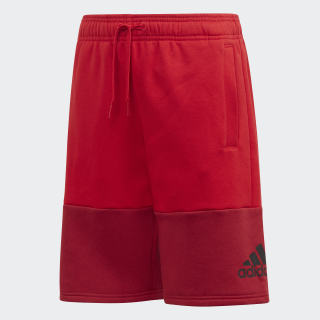 Short Sport ID Scarlet / Black / Black ED6520