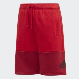 Sport ID Shorts Scarlet / Black / Black ED6520