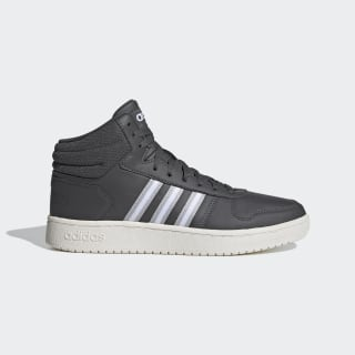 Hoops 2.0 Mid Shoes Grey Six / Grey Two / Cloud White EG8300
