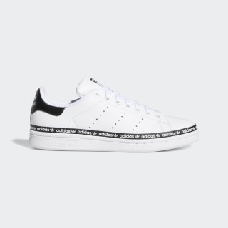 Chaussure Stan Smith Cloud White / Cloud White / Core Black FV7304