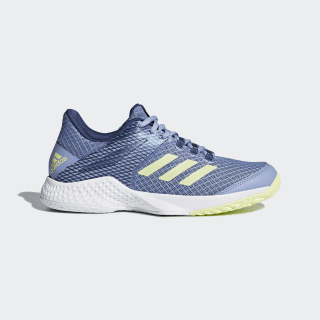 Tênis Adizero Club CHALK BLUE S18/SEMI FROZEN YELLOW F15/NOBLE INDIGO S18 CM7741