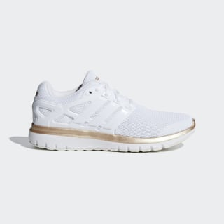Zapatillas Energy Cloud V Ftwr White / Ftwr White / Copper Met. F35050