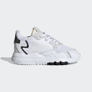 Zapatilla Nite Jogger Cloud White / Cloud White / Crystal White EE6479