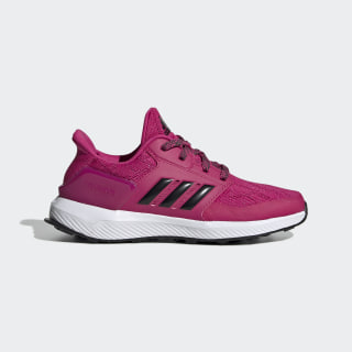 RapidaRun X Ayakkabı Real Magenta / Core Black / Cloud White D97085